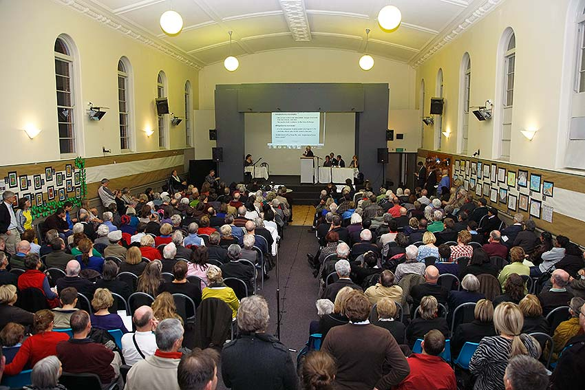 Wow, what a turn out – 2013 election forum wrap-up