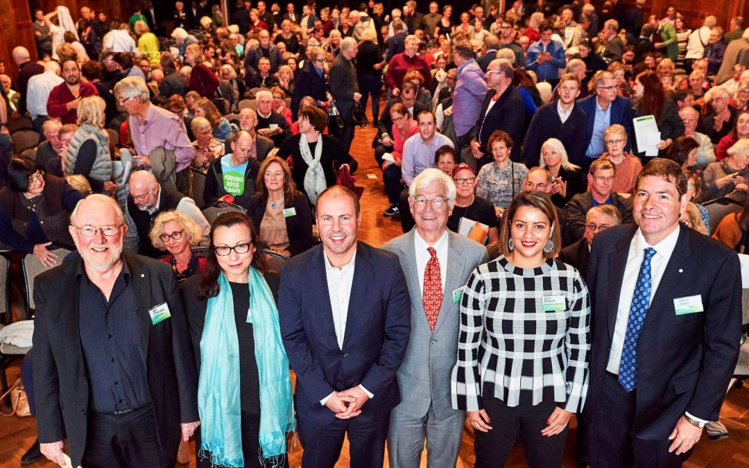 The Heat Is On – 2019 federal election forum wrap-up