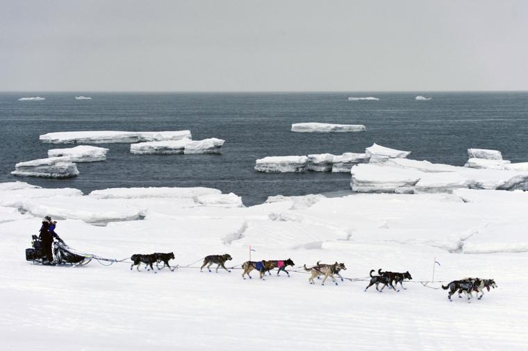Warming world disrupting life on the Alaskan coast