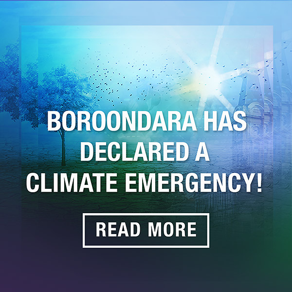 Boroondara has declared a climate emergency - motion passed on Monday 27th September