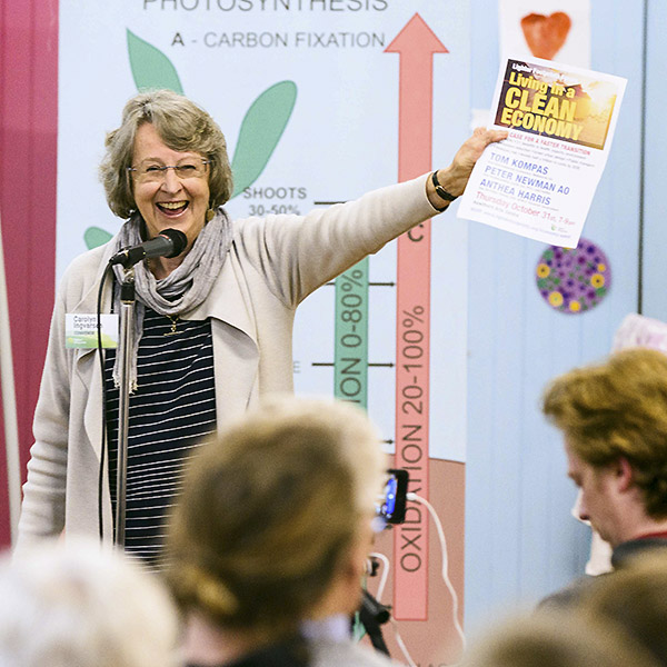 Leaflets, posters, front of house – we need you for the Forum! A message from Carolyn