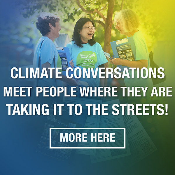 Step up and join us in community action