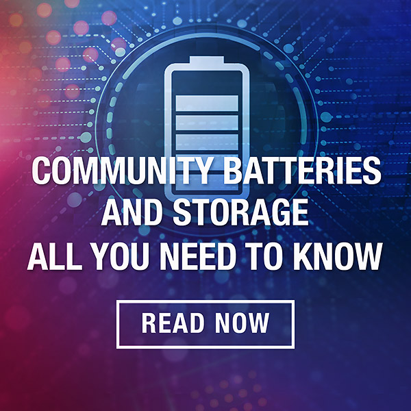 Community Batteries all you need to know