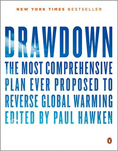 Project Drawdown book cover
