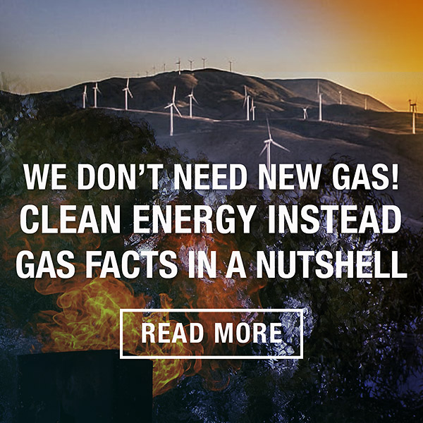 We don't need more gas - Gas facts blog