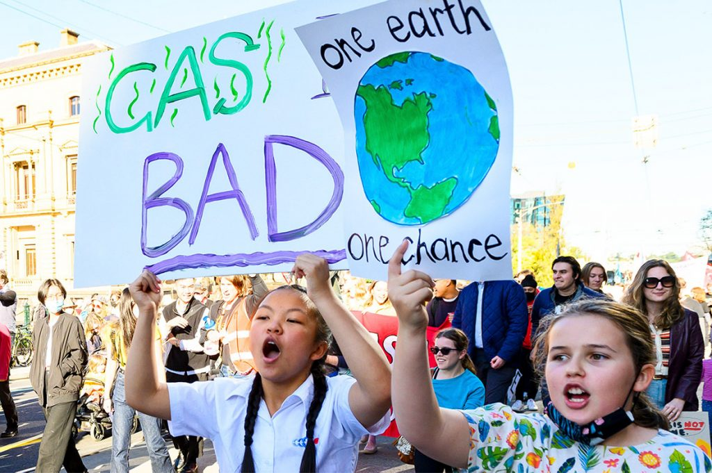 Gas is Bad one earth one chance