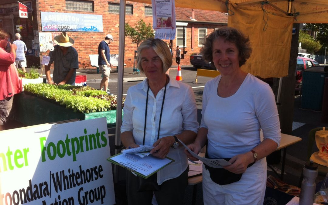 Lighter Footprints at Ashburton Festival