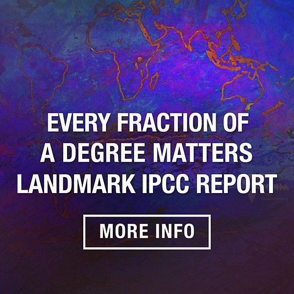 IPCC Report Lighter Footprints blog Every Fraction of a Degree Matters