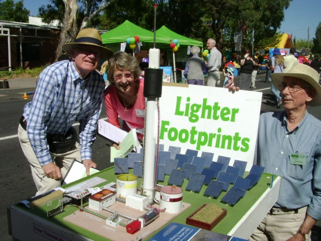 Defending Renewable Energy at Ashburton Festival