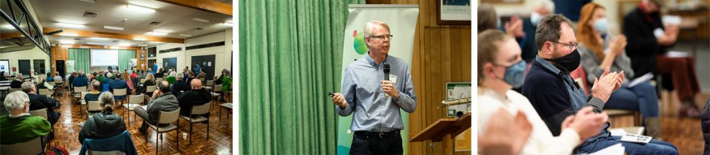 Lighter Footprints Community Battery Event with Chris Wallin from Yarra Energy Foundation