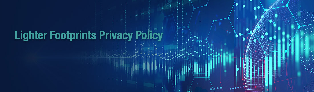 Lighter Footprints Privacy Policy