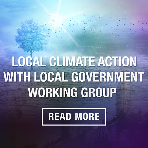 Lighter Footprints' Local Government Working Group