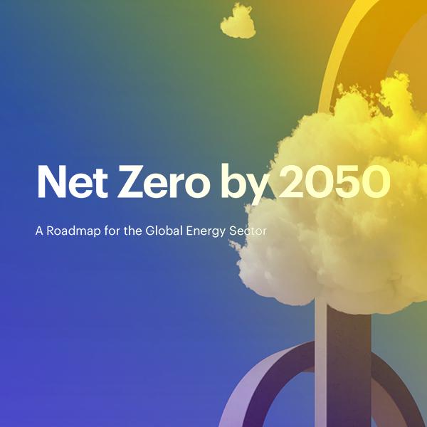 Net Zero IEA blog icon