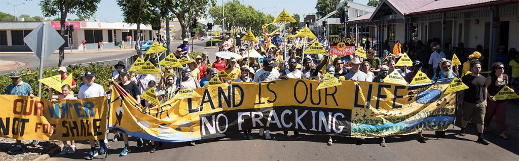 Opposition to Betaloo fracking - image Protect Country Alliance