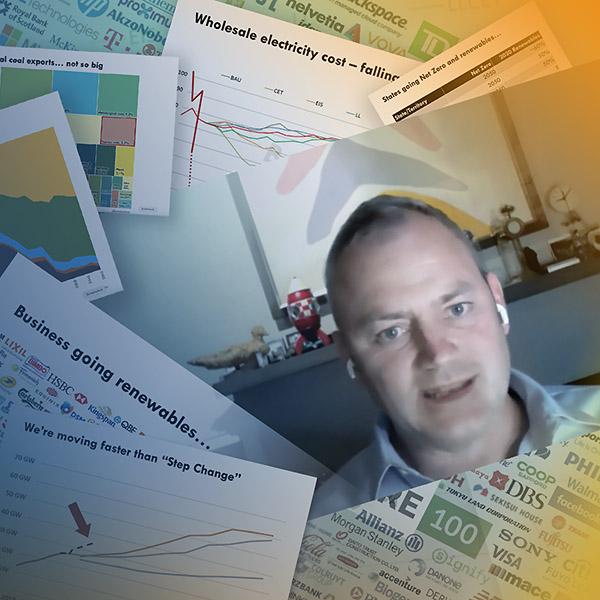 Simon Holmes à Court: Riding the Clean Energy Wave