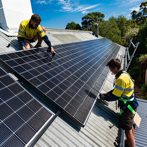 Solar stories - why our local community is putting on panels