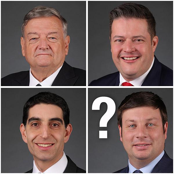State MPs portraits