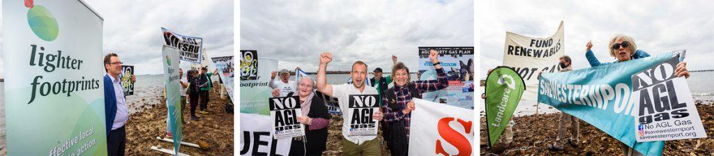 Woolley's Beach action against AGL Crib Point terminal