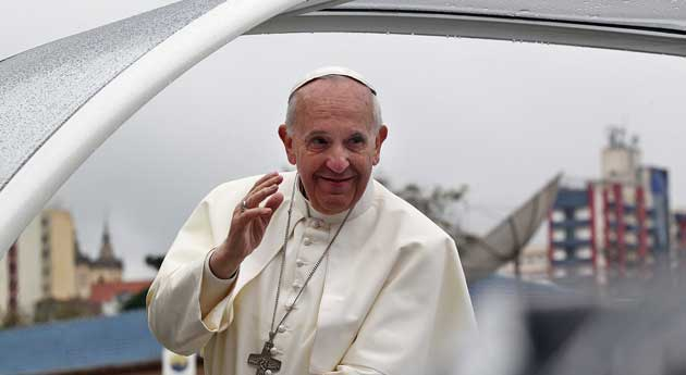 Pope Francis' Encyclical re-frames climate debate – David Spratt
