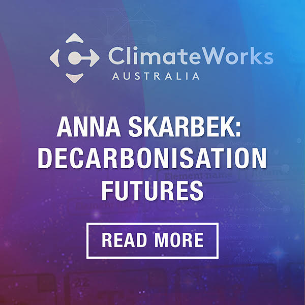 Anna Skarbek: Decarbonisation Futures